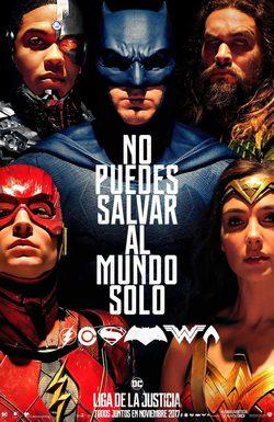 Liga De La Justicia (2017)[BRRip 720p] [Subtitulada] [1 Link] [MEGA]