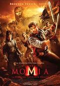 La Momia: la tumba del Emperador Dragón