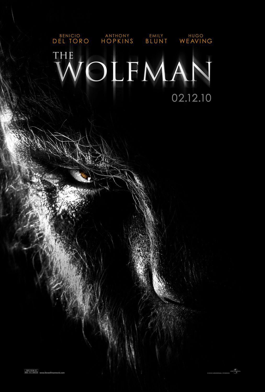 Cartel  de 'El hombre lobo'