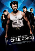 Cartel X-Men Orígenes: Lobezno