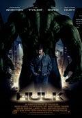 Cartel El increíble Hulk