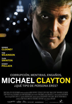 Cartel de Michael Clayton