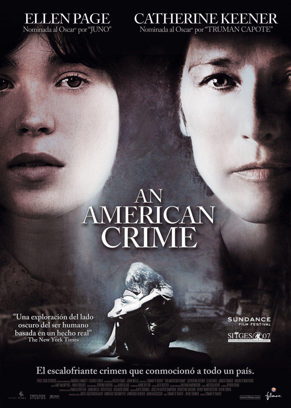 An American Crime película film