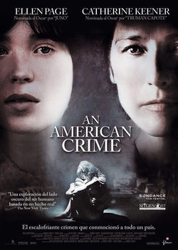 Cartel de An American Crime