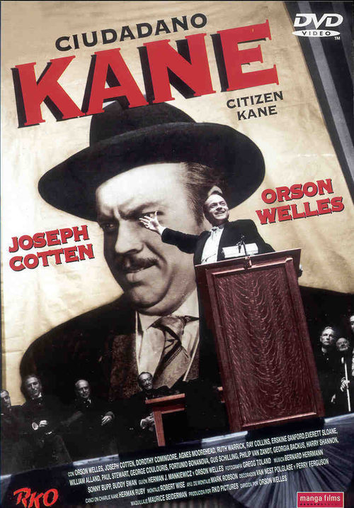 Ciudadano Kane (1941) - Película eCartelera