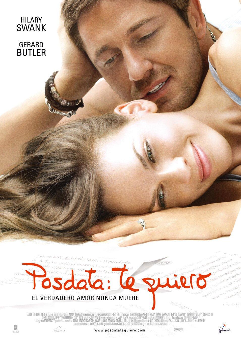Cartel España de 'Posdata: Te quiero'