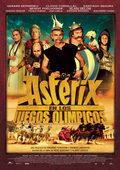 Cartel Astérix en los Juegos Olímpicos