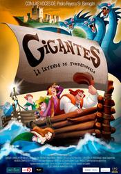 Gigantes, la leyenda de Tombatossals