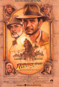 Cartel Indiana Jones y la Última Cruzada