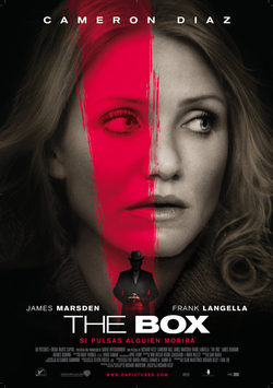 Cartel de The Box