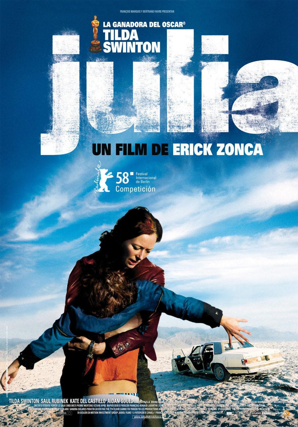 Cartel España de 'Julia'