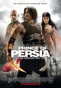 Cartel Prince of Persia: las arenas del tiempo