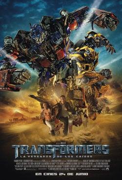 Transformers 2 La Venganza De Los Caídos 2009 Película Ecartelera