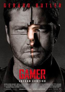Cartel de Gamer