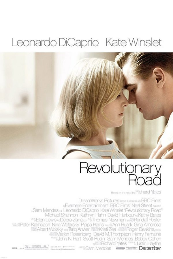 Cartel EEUU de 'Revolutionary Road'