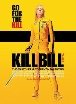 Cartel de Kill Bill: Vol. 1