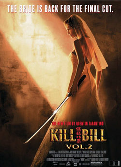 Cartel de Kill Bill: Vol. 2