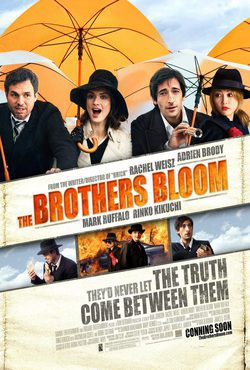 Cartel de The Brothers Bloom