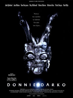 Cartel de Donnie Darko