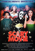 Cartel de Scary Movie