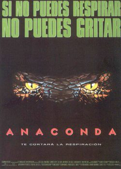 Cartel de Anaconda