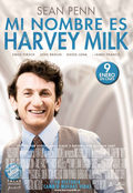 Cartel Mi nombre es Harvey Milk