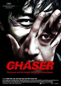 Cartel de The Chaser