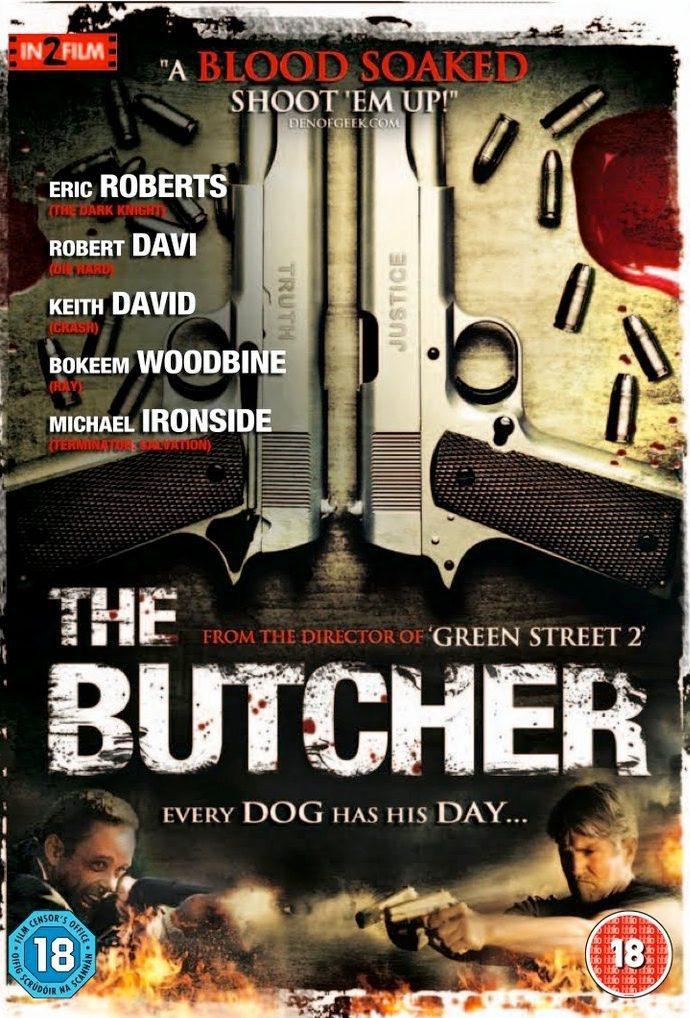 Cartel Reino Unido de 'The Butcher'
