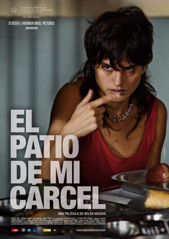 Cartel España de 'El patio de mi cárcel'
