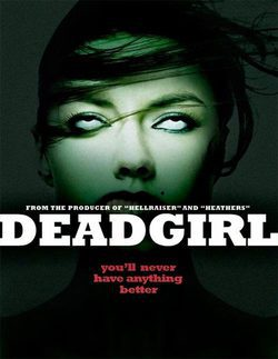 Cartel de Deadgirl