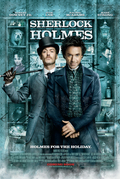 Cartel Sherlock Holmes