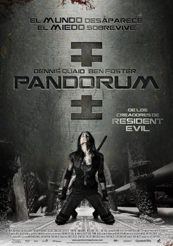 Cartel de Pandorum