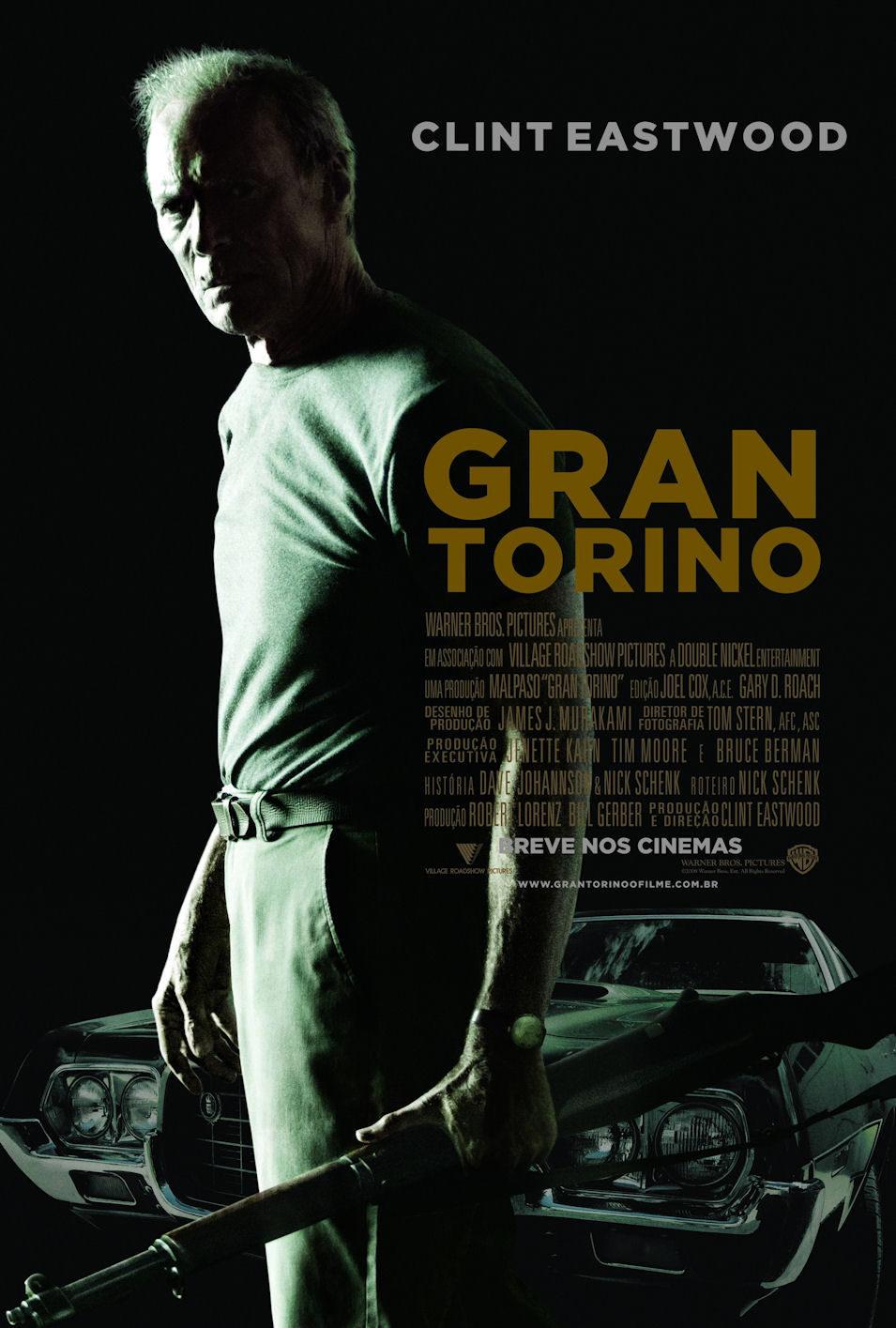 Cartel Brasil de 'Gran Torino'