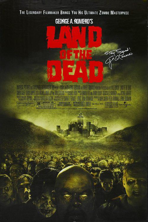 La Tierra De Los Muertos Vivientes 2005 Película Ecartelera