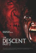 Cartel de The Descent: Part 2
