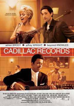 Cartel de Cadillac Records