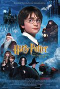 Cartel de Harry Potter y la piedra filosofal