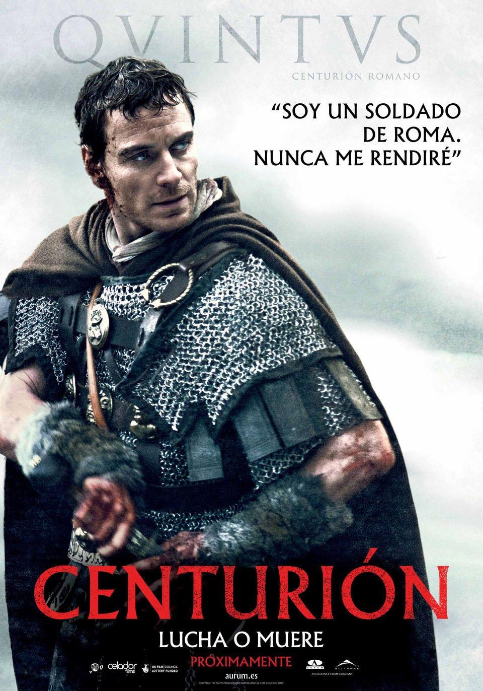 Cartel Quintus de 'Centurión'