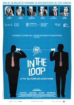 Cartel de In the Loop