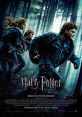 Cartel Harry Potter y las reliquias de la muerte: parte 1