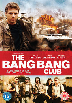 Cartel de The Bang Bang Club