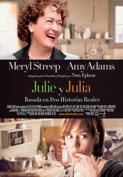 Cartel de Julie & Julia