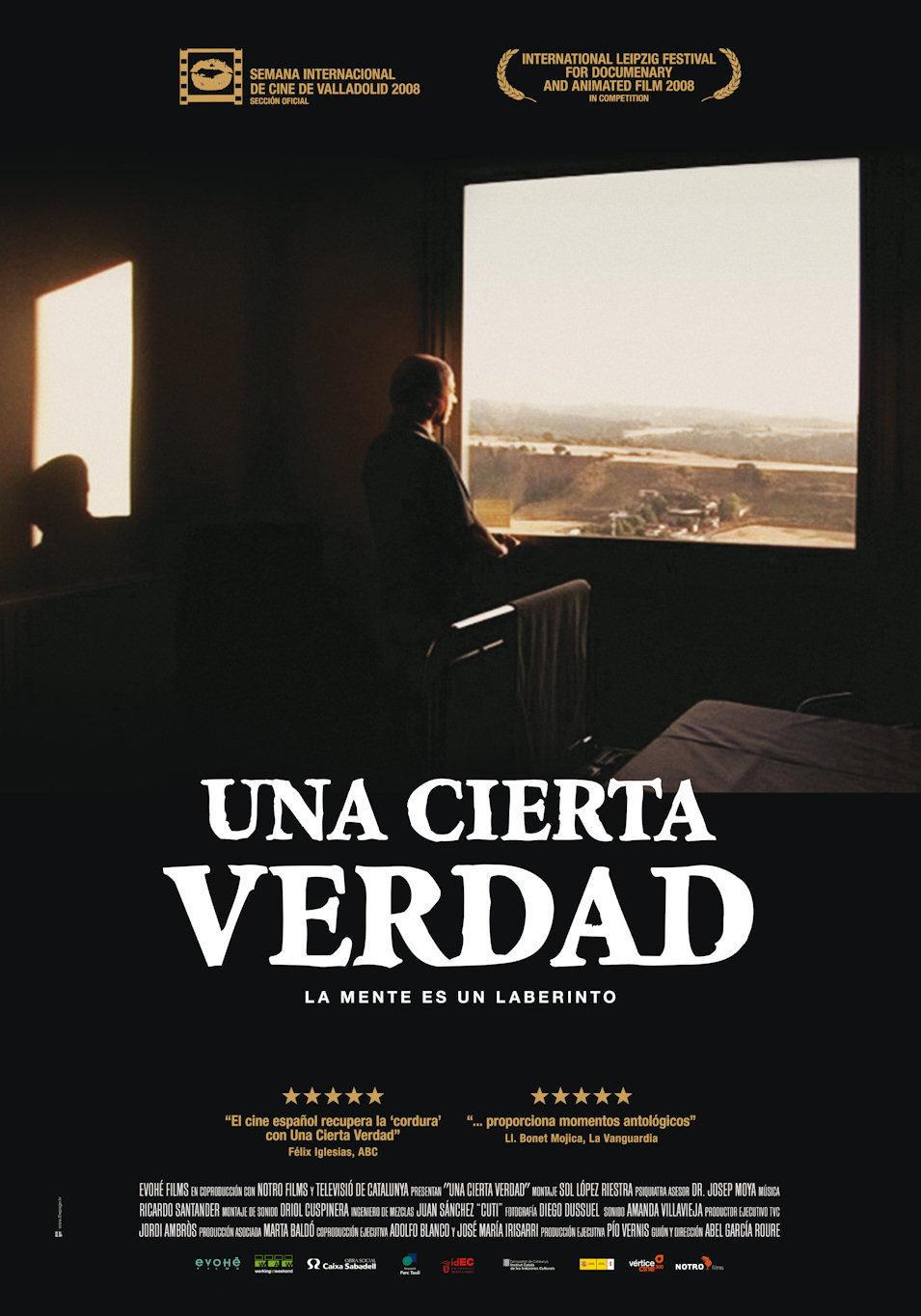 Cartel España de 'Una cierta verdad'