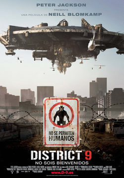 Cartel de District 9