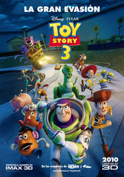 Cartel de Toy Story 3