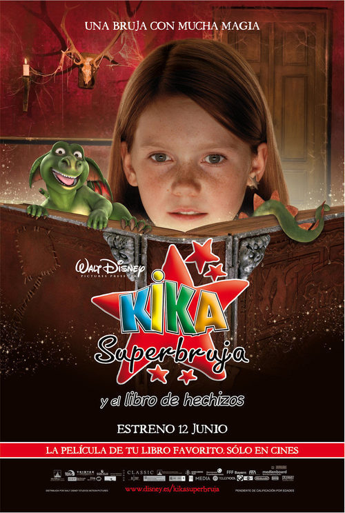 Kika superbruja (2009) - Película eCartelera