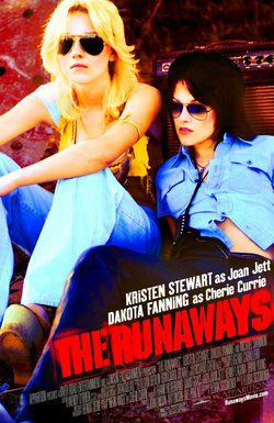 Cartel de The Runaways