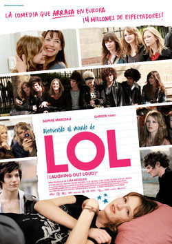 Cartel de LOL (Laughing out Loud)