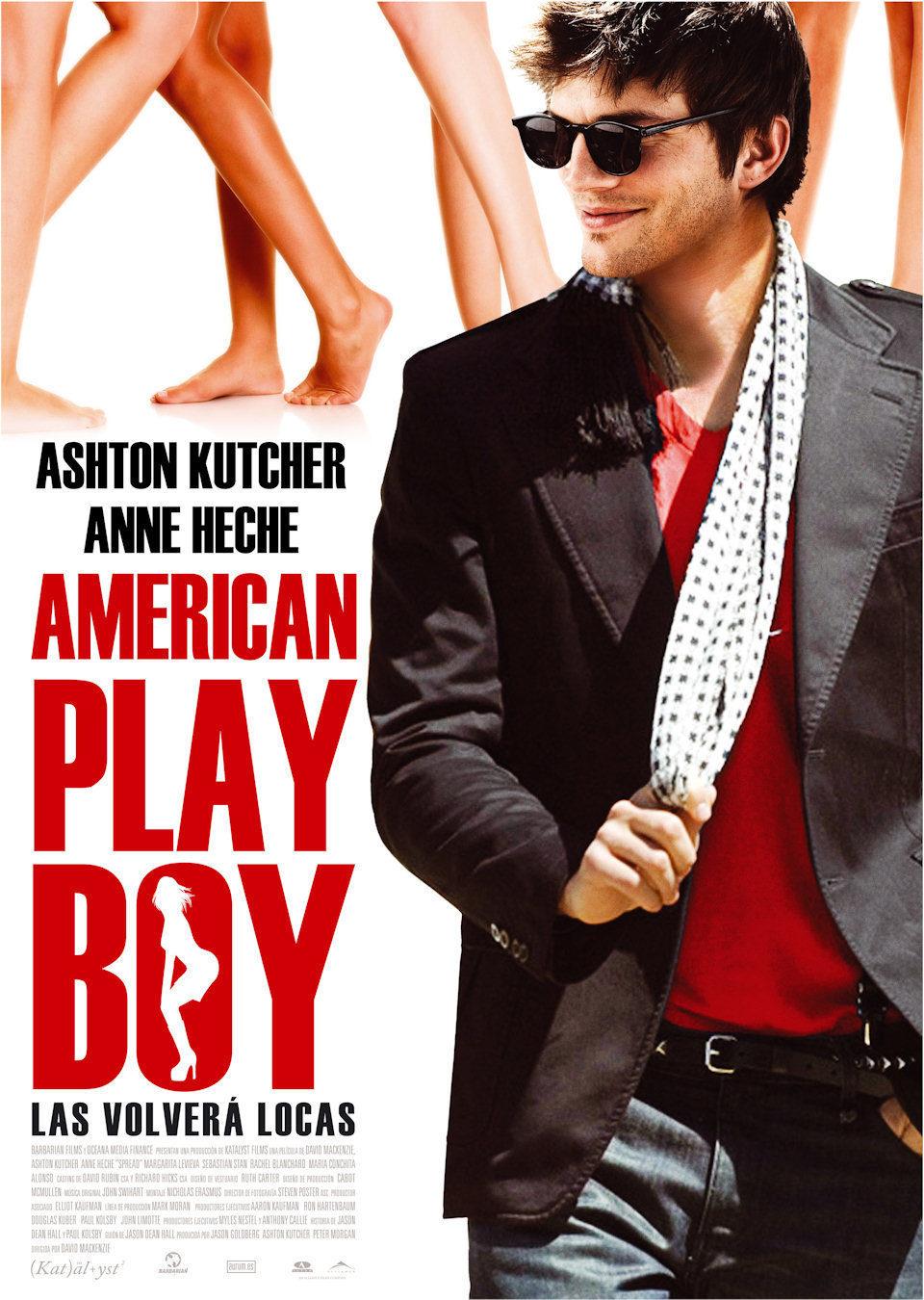 Cartel Europa de 'American Playboy'