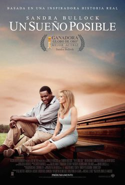 Cartel de The Blind Side